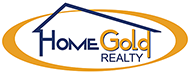 Home Gold Realty Logo